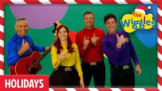 Happy Holidays from The Wiggles on YouTube Kids!