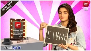 Alia Bhatt plays Never Have I Ever with Devansh Patel - Bollywood Times - Season 1 Episode 10