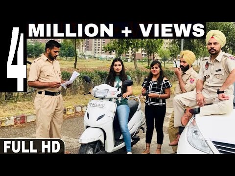 Xxx Mp4 Police Naka Official Video Happy Jeet Pencher Wala Latest Punjabi Comedy 2018 3gp Sex