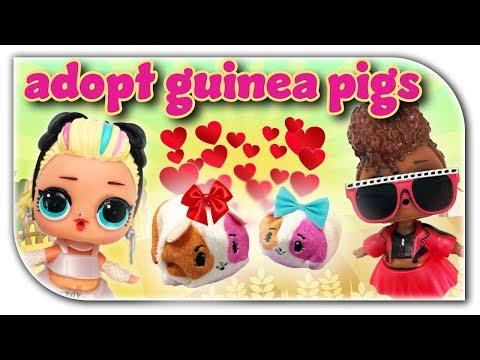 Xxx Mp4 NEW LOL Surprise Underwraps Dolls Adopt Guinea Pigs Featuring 80 S BB Thrilla Unicorn Rocker 3gp Sex