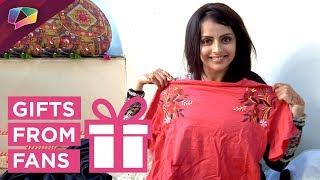 Shrenu Parikh Aka Gauri Receives Gifts From Her Fans | Ishqbaaaz