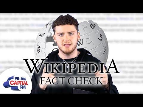 Bazzi Corrects His Wikipedia Page | Capital