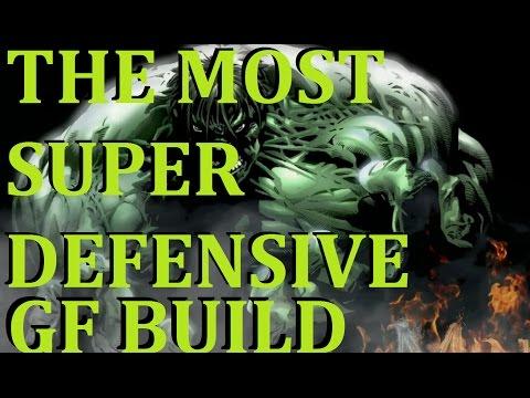 SUPER DEFENSIVE GF BUILD XBOX ONE PS4 PC New