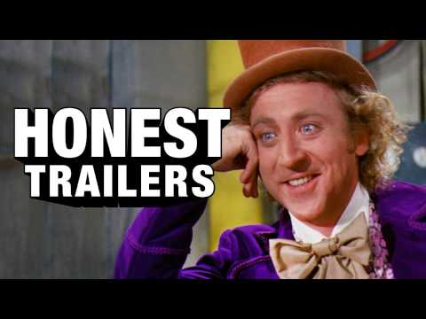 Honest Trailers Willy Wonka & The Chocolate Factory Feat. Michael Bolton