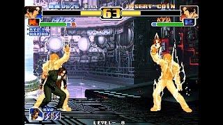 KOF '99 Revolution Christmas Ver. (Kusanagi Kyo)