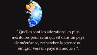 Questions-Reponses sur la Hijra [Shaykh Salih Al-Fawzan]