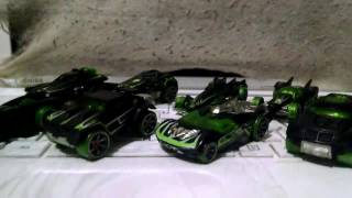 Hot Wheels Acceleracers RACING DRONES all cars
