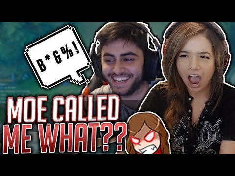 HE CALLED ME WHAT?? Poki & Moe / Yassuo Duo!