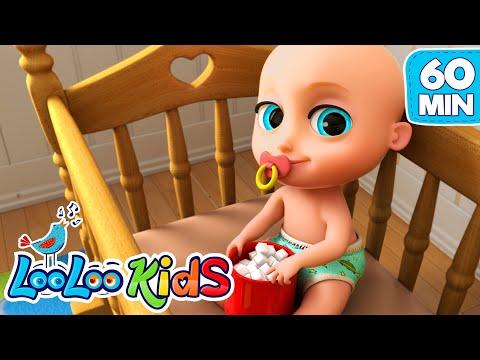 Johny Johny Yes Papa - Great Songs for Children | LooLoo Kids