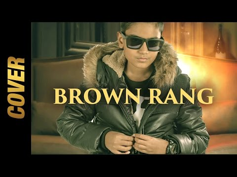 BROWN RANG (COVER) | NODDY KHAN | CAFY KHAN | 2017