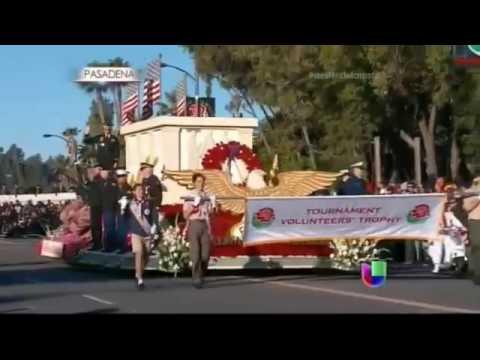 Desfile de las Rosas 2015 Completo Rose Parade 2015