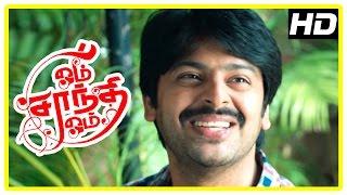 Om Shanti Om Tamil Movie Scenes | Master Siddharth thanks Srikanth and leaves | Vijay Ebenezer