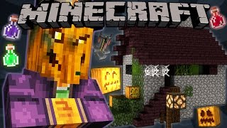 If Witch Villages Existed - Minecraft