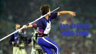 Jan Železný - Javelin World Record Holder