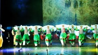 Hazaragi Dance - Taher Khavari طاهر خاوری- روسیه