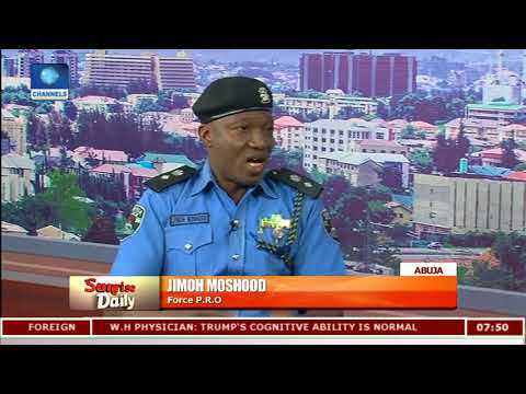 Xxx Mp4 Moshood Counters Gov Ortom Says Benue Militia Are Armed With AK 47 Rifles Pt 4 Sunrise Daily 3gp Sex
