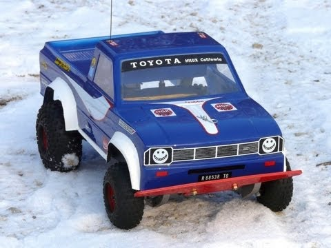 Robbe Kyosho Toyota Hilux