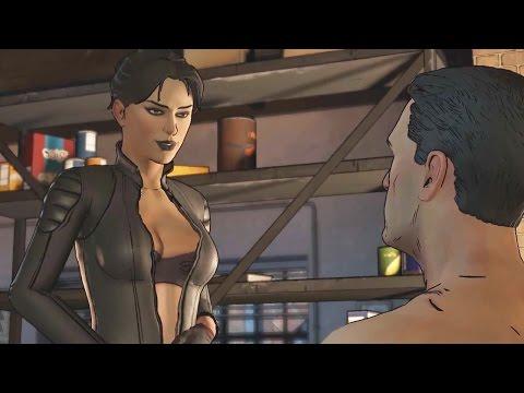 Xxx Mp4 Catwoman And Batman Romance Scene Batman Telltale Episode 3 3gp Sex