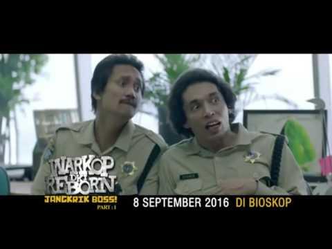 Adegan Paling Lucu Di Filem Warkop DKI Reborn Jangkrik