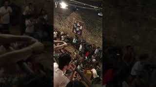 Iran fans in Barcelona