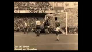 Mané Garrincha - Melhor Jogador de Todos os Tempos.