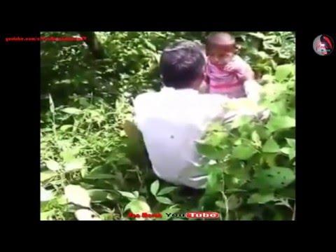 Allah! Sebak Tengok Video Ni! Kanak-kanak Hilang Dijumpai Di Dalam Hutan