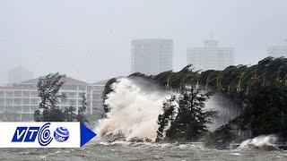 Siêu bão Sarika giật cấp 17 tiến vào biển Đông | VTC