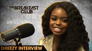 Dreezy Interview With The Breakfast Club (8-17-16)