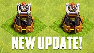 Clash of Clans - NEW UPDATE! Bomb Tower, New Troop Levels & More