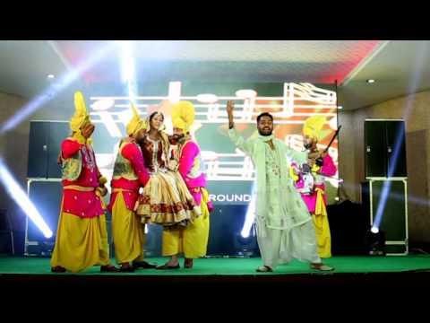 Punjabi Solo Dance - Kali - Dj Doctorz - Raja Sangeet Group