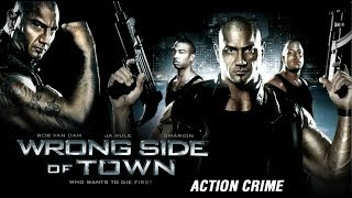 Hollywood Action Movie | Wrong Side Of Town |WWE Star Batista, Rob Van Dam|English Movie|Upload 2017