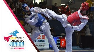 [Juniors Men +78kg FINAL] 2018 WORLD TAEKWONDO JUNIOR CHAMPIONSHIPS