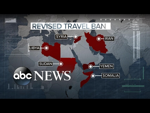 Judges in Hawaii and Maryland put key parts of Trump s travel ban on hold