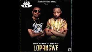SERGE BEYNAUD feat EDDY KENZO lopangwe (audio)