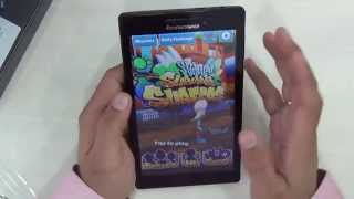 Lenovo Tab 2 A7-20 Unboxing And Hands On Review