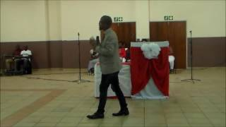 apostle kabelo moroke: offering service