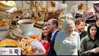 هذا ما يأكله الملوك البريطانيون.. أطعمة لن تتخيلها..!!