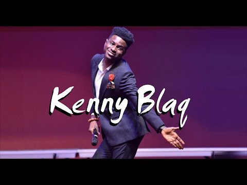 KENNY BLAQ LATEST COMEDY PERFORMANCE 2017