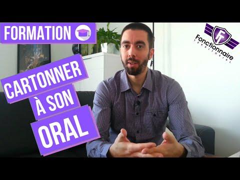 Formation CARTONNER A SON ORAL