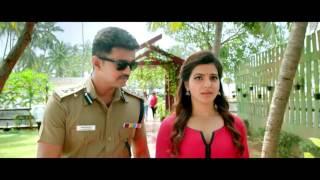 Vijay, Samantha, Amy Jackson  Atlee  G V Prakash Kumar   Policeodu Trailer