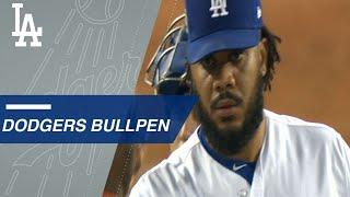 Dodgers bullpen keeping Cubs