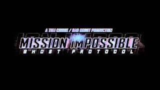 Mission Impossible Ghost Protocol soundtrack - Lyuboslav Lyudmilov
