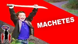 Moving House Leaves Young Brothers Obsessed With Machetes - Young Fam Full Ep Prt 1 | Supernanny USA
