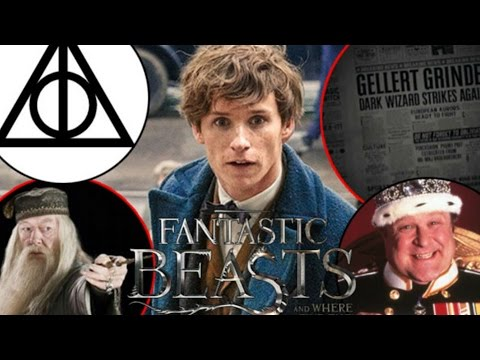 28 Fantastic Beasts And Where To