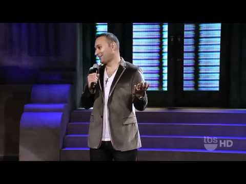 Russell Peters on George Lopez Show 2011. Very funny