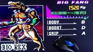 Let's Play F-Zero X (german) Bio Rex [Jack-Cup] Novice Part 201