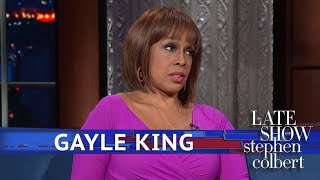 Gayle King Thinks Megyn Kelly