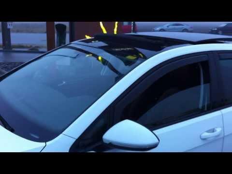 VW Golf 7 - Regenschliessen der Fenster sowie Panoramadach aktivieren mit VCDS / VCP