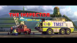 Avioni 2: Nebeski vatrogasci / Planes: Fire & Rescue