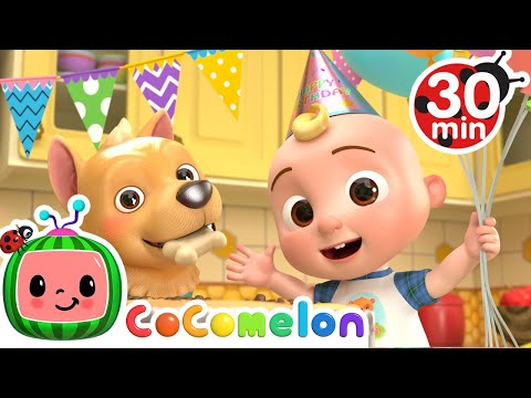 Doggy Song More Nursery Rhymes & Kids Songs CoComelon